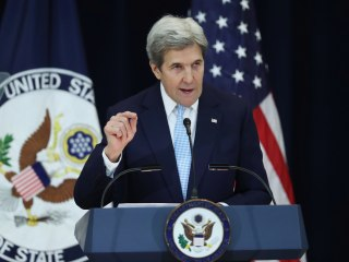 John Kerry Warns Israel: Two-State Solution Is 'Now in Jeopardy'