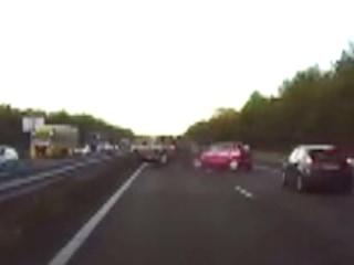 Tesla's 'Autopilot' Begins Braking for Wreck Before Driver
