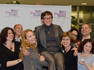 OutFront: Lesbian Rabbi Fights Intolerance With Love