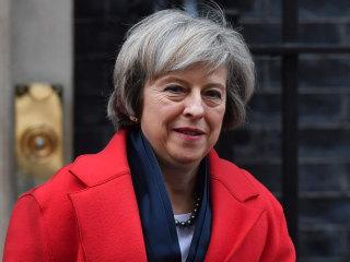 Britain's PM Theresa May Rebukes John Kerry for Israel 'Attack'