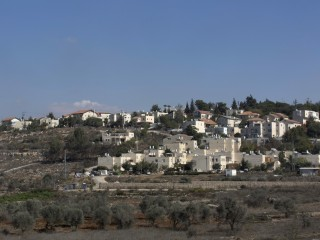 Israeli Settlements: What It's Like to Live Inside a Divided Land