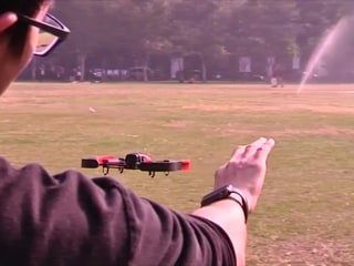 Researchers Pilot a Drone Using an Apple Watch
