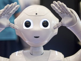 CES 2017: As Robots Learn to Become More Human, Are We More Robotic?
