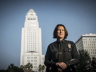 LAPD's 1st Latina Commander, Cancer Survivor Marches in Rose Bowl Parade