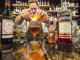 Buh-Bye, Hipster: Why the Friendly Bartender Is Making a Comeback