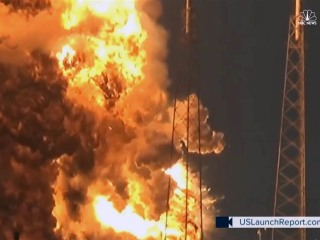 SpaceX Explains September Explosion, Says It'll Try Again Sunday