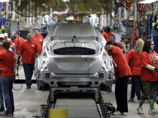 As Trump Stresses Manufacturing Jobs, How Important Are Labor Costs for Automakers?