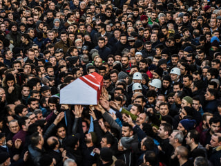 Families Mourn Victims of Istanbul Attacks