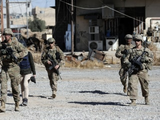 American Troops Have Operated Inside of Mosul, Coalition Confirms
