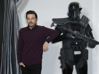 How Diego Luna's Mexican Accent in 'Star Wars' Touched a Family