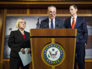 Schumer Calls for Ethics Probe of Trump's HHS Nominee