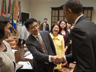 Asian-American Leaders Reflect on Obama's Legacy for the Community