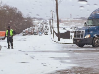 South Prepares for Snow as 73 Million Nationwide Face Brutal Weather