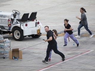 Fort Lauderdale Shooting: Five Killed at Airport Shooting, Gunman ID'd as Esteban Santiago
