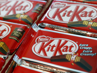 What's Really in the Middle of a Kit Kat? The Answer Is Blowing Our Minds