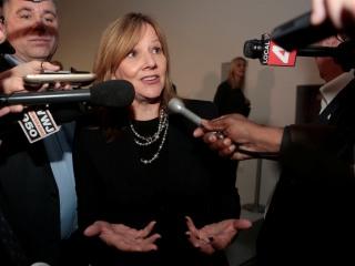 GM CEO Says Production Won't Change — Despite Trump's Threats