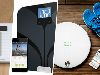 7 high-tech bathroom scales that take the work out of tracking weight loss