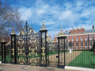 Get hitched at Will and Kate's house! Kensington Palace is available for weddings