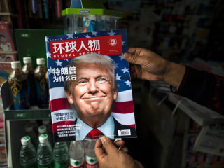 A Donald Trump Trade War With China Would Hurt America, Some Say