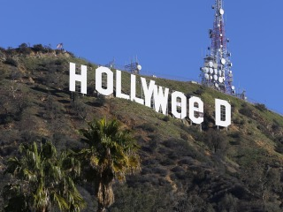 'Hollyweed' Sign Prankster Arrested on Suspicion of Trespassing
