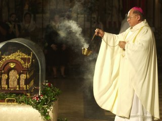Patrick Flores, Beloved 'Mariachi Bishop' from San Antonio, Dies