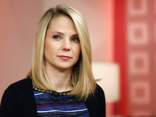 Marissa Mayer Leaving Yahoo Board After Verizon Deal, Company Says