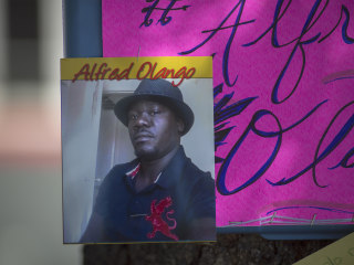 Calif. Officer Won't Be Charged in Shooting of Man Having 'Breakdown'