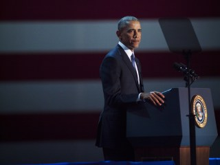 Latino Pulse: Obama Bids Adiós With Optimism, Warning on Race