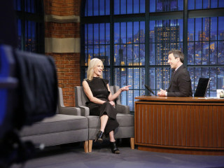 Seth Meyers Confronts Kellyanne Conway Over Trump Russia Briefing Reports