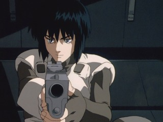 The Original 'Ghost in the Shell' Is Heading Back to Theaters
