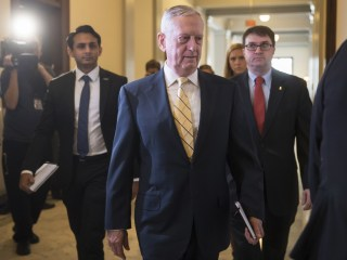 Though Well-Liked, 'Mad Dog' Mattis Faces Obstacles to Confirmation as Defense Secretary