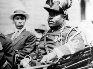 OpEd: Obama's Legacy Should Include a Pardon For Marcus Garvey