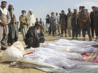 U.S. Military Bombed Afghan Homes in 'Self-Defense' Against Taliban