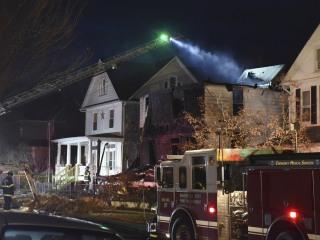 Six Children Dead After Baltimore House Fire