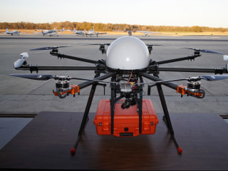 One of These Drones Could Save Your Life