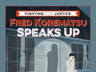 New Book on Civil Rights Icon Fred Korematsu Challenges Youth to Speak Up for Justice