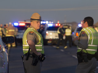 Ambushed Arizona Trooper Saved by Armed Passing Motorist Who Shot Attacker Dead