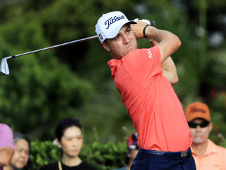 Thomas Becomes Just Seventh Player to Shoot 59 on the PGA Tour