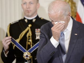 President Barack Obama Honors Joe Biden With Surprise Medal of Freedom