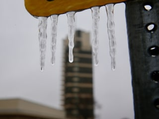 Midwest Faces Mayhem As Ice Storm Marches Through