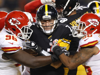 Ice Storm Forces NFL to Reschedule Steelers-Chiefs Playoff Game