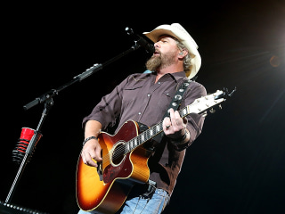 Toby Keith, 3 Doors Down to Play Inauguration-Related Event