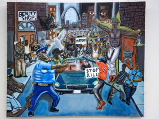 Ferguson Painting To Be Removed From Capitol, Says GOP Lawmaker
