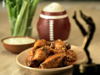 9 Chicken Wing Recipes to Help You Win the Super Bowl Party