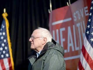 Sanders Rejects Effort to Draft Him Into Starting a New Political Party