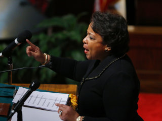 Attorney General Loretta Lynch Calls for 'Work' in Final Speech