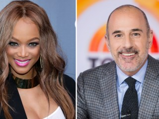 Tyra Banks reveals she's got a crush on Matt Lauer in Instagram video