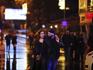Istanbul Nightclub Attack Involved Intelligence Organization: Turkey