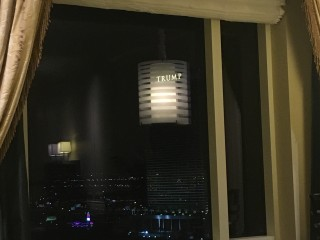 Some Hotel Guests Are Refusing Rooms That Come With a Trump View