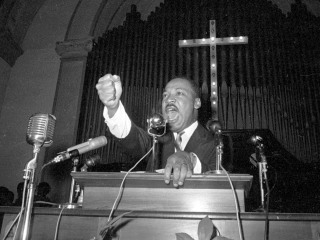 Martin Luther King, Jr.: The Civil Rights Icon's Life in Pictures